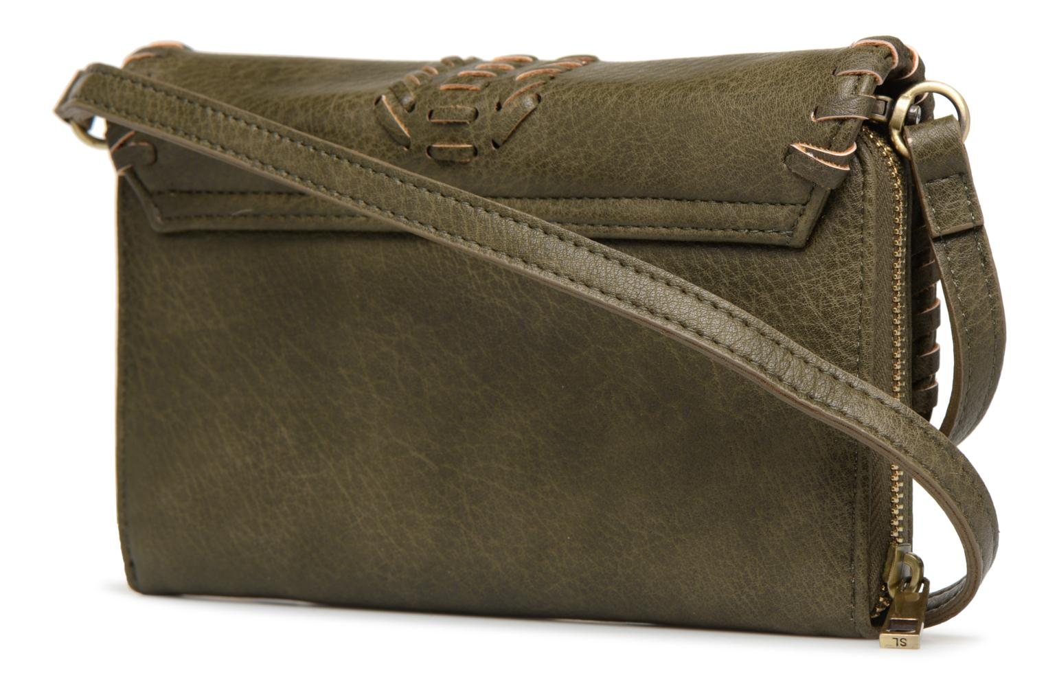 stitch Level Olive Saddle Street crossbody 4wfYpBBqx